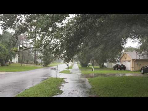 Inside My Neighborhood ft. Hurricane Matthew