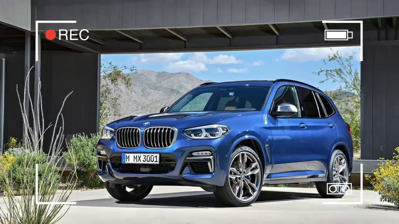 2018 Bmw X3 M Sport Package