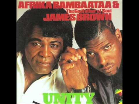 Hexstatic vs J. Brown & Afrika Bambaataa -  Take You Back Living in Unity (Zamali mashup)