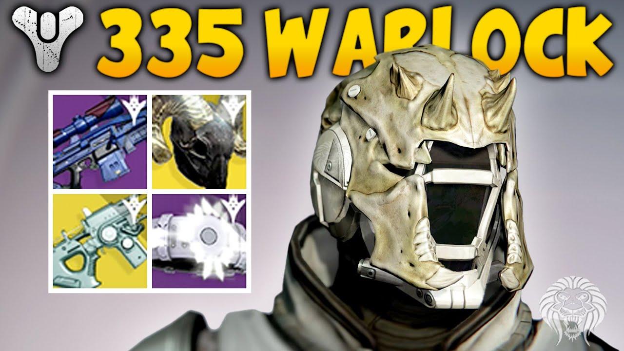 Download Destiny: MY 335 LIGHT WARLOCK! Favorite Exotics, Weapons, Armor & Full Loadout (April Update)
