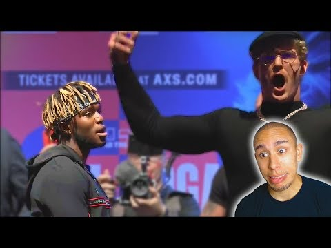 Who WON The KSI vs LOGAN PAUL UK Press Conference..