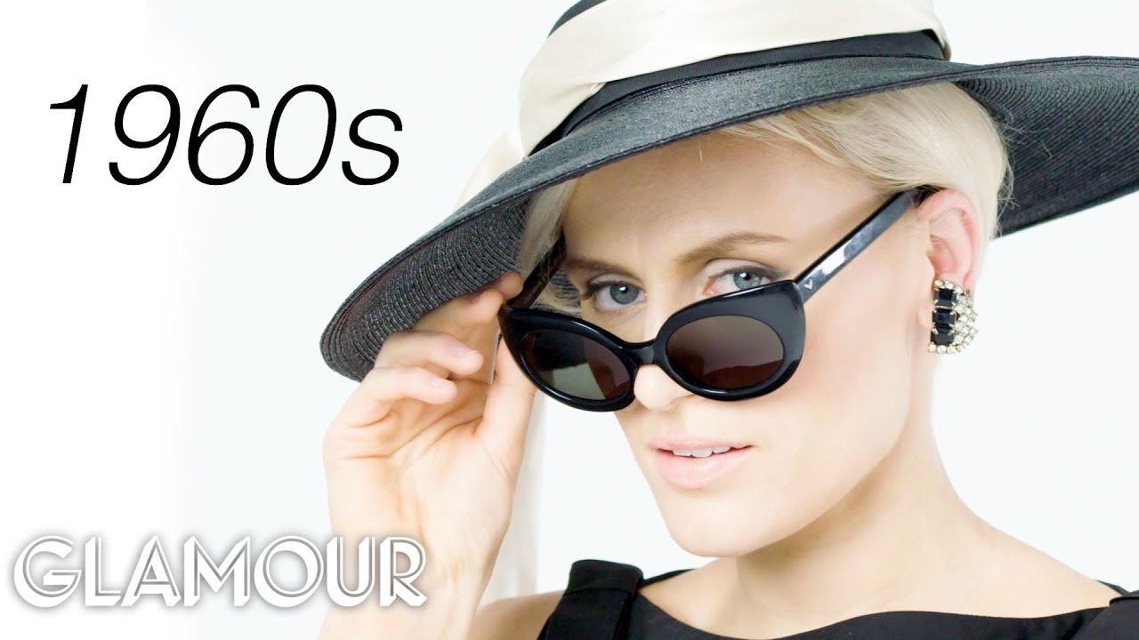 100 Years of Sunglasses | Glamour