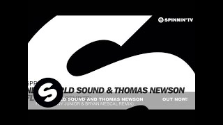 New World Sound & Thomas Newson - Flute (Tony Junior & Bryan Mescal Remix)