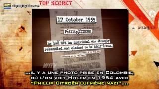 Hitler est il vraiment mort d'un présumé suicide ? suite