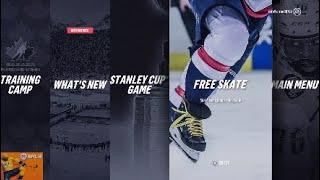 NHL 19 | Free Skate Gameplay With Evgeni Kuznetsov | Scored 10 Goals!