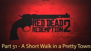 RED DEAD REDEMPTION 2 Gameplay Walkthrough Part 51 [1080p HD PS4 PRO] - No Commentary
