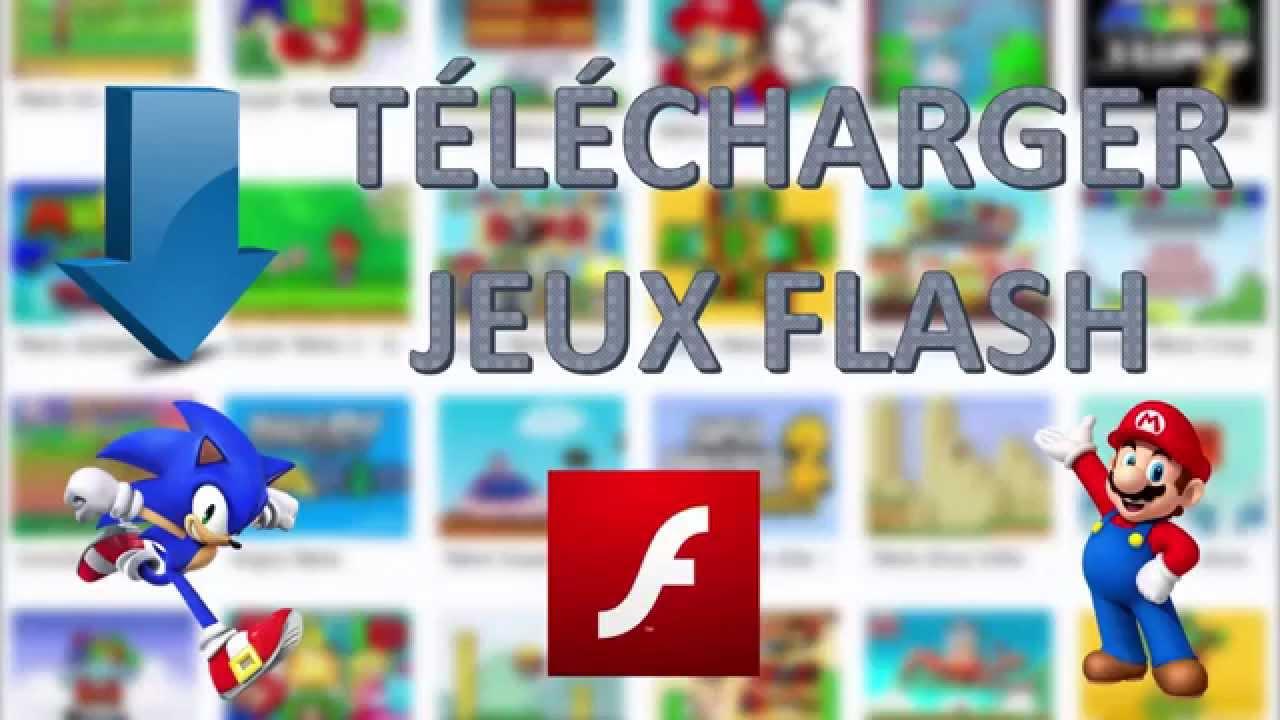 jeux flash telecharger