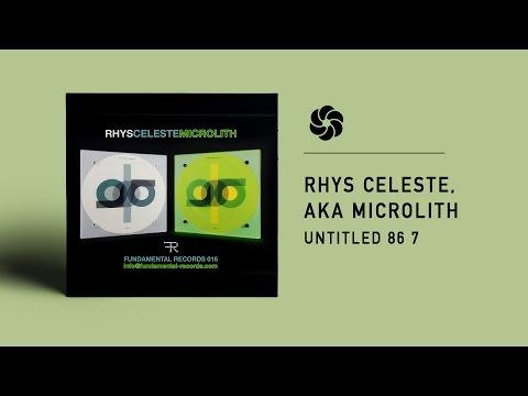 Rhys Celeste aka Microlith - Untitled 86 7