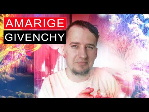 Amarige - Givenchy, 1991 год