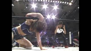 [HD] Yumi Fukawa vs Mariko Yoshida 9/26/99 (Part 2)