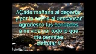 Cada Mañana Al Despertar- Jesus Adrian R.  Letra