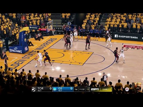 NBA LIVE 19 RAPTORS Vs WARRIORS GAME 6 NBA FINALS LIVE STREAM