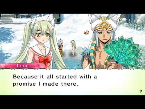 Rune Factory 4 Leon Proposal Event & Wedding