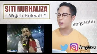 Siti Nurhaliza - Wajah Kekasih (1997) | REACTION