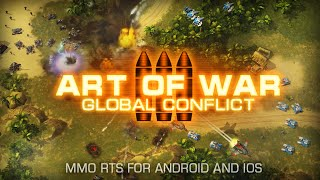 Art Of War 3: Global Conflict - Promo trailer #1