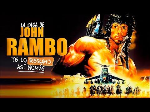 La Saga de Rambo | Te Lo Resumo Así Nomás#170