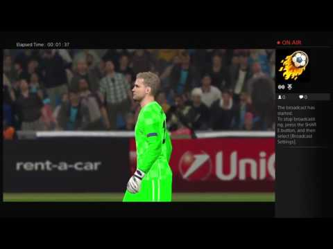 Pizarro14Cuba's Live PS4 Broadcast Liverpool v Swansea