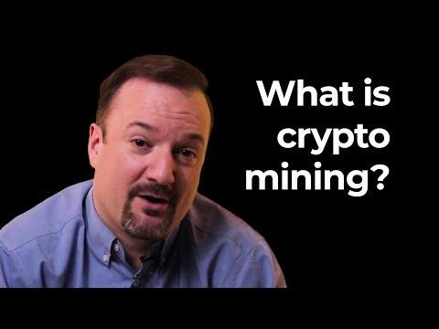 What is Crypto Mining? (Bitcoin, Ethereum, Monero)