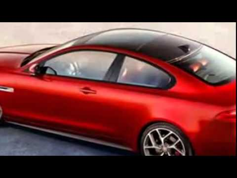 All New Jaguar XE Coupe FULL REVIEW 2016  YouTube