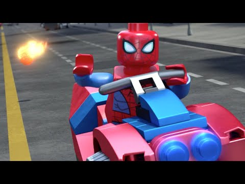 lego-spiderman:-vexed-by-venom-animated-short-2019-official-trailer!