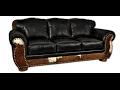 Awesome Distressed Leather Sofa Design Ideas