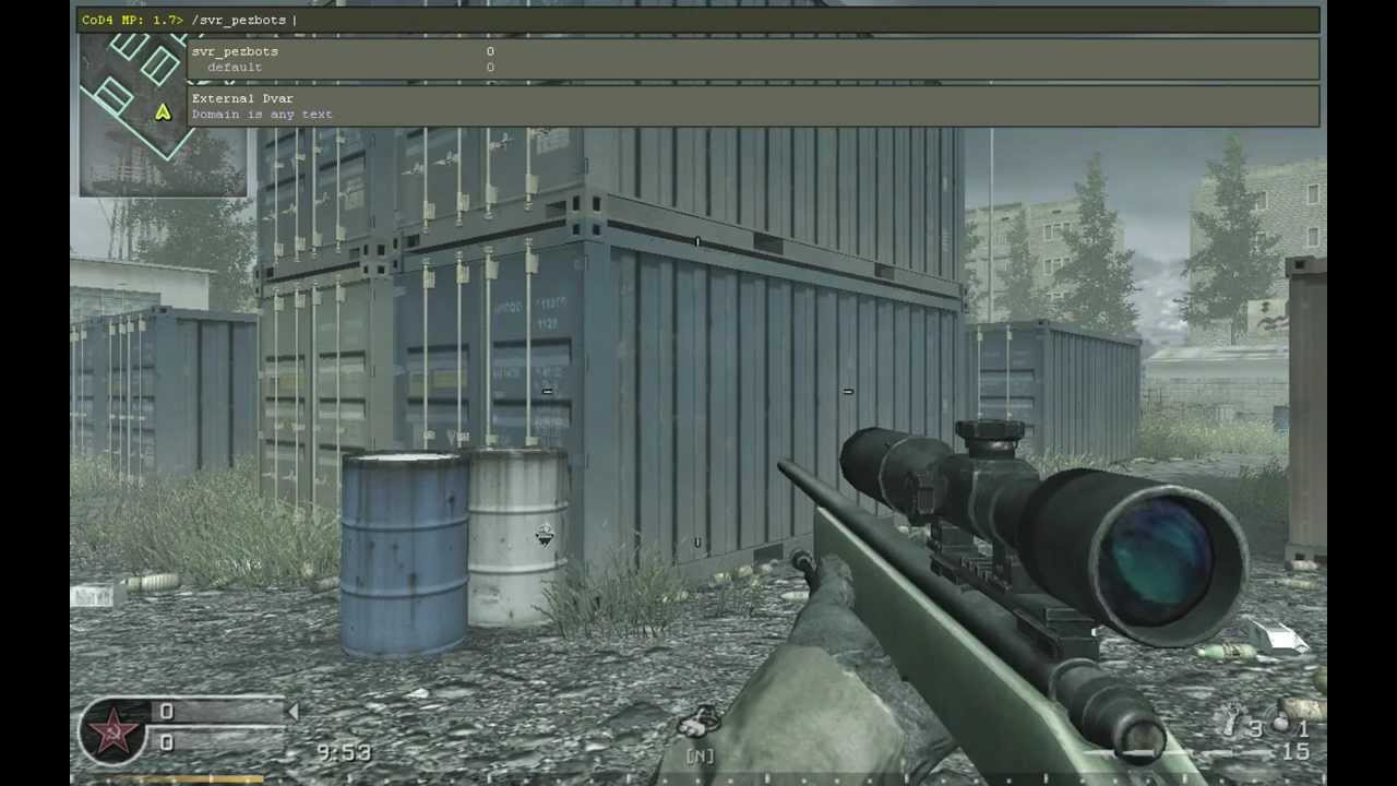 call of duty 4 mac pezbot download