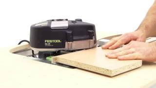 Festool TV Folge 44: Bekanten eines Formteiles mit Innen- und Außenradius