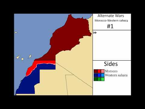 the impact of the western sahara conflict Short animated clip taken from 'sons of the clouds' (alvaro longoria, 2010) the animation describes the history of the saharawi people since the spanish.
