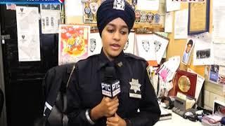 Gursoch Kaur First Sikh NYPD Volunteer in New York