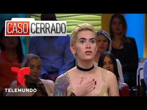 Caso Cerrado | Schizophrenic Party Promoter Drinks Urine Energy Drinks🍺🎉🤔 | Telemundo English