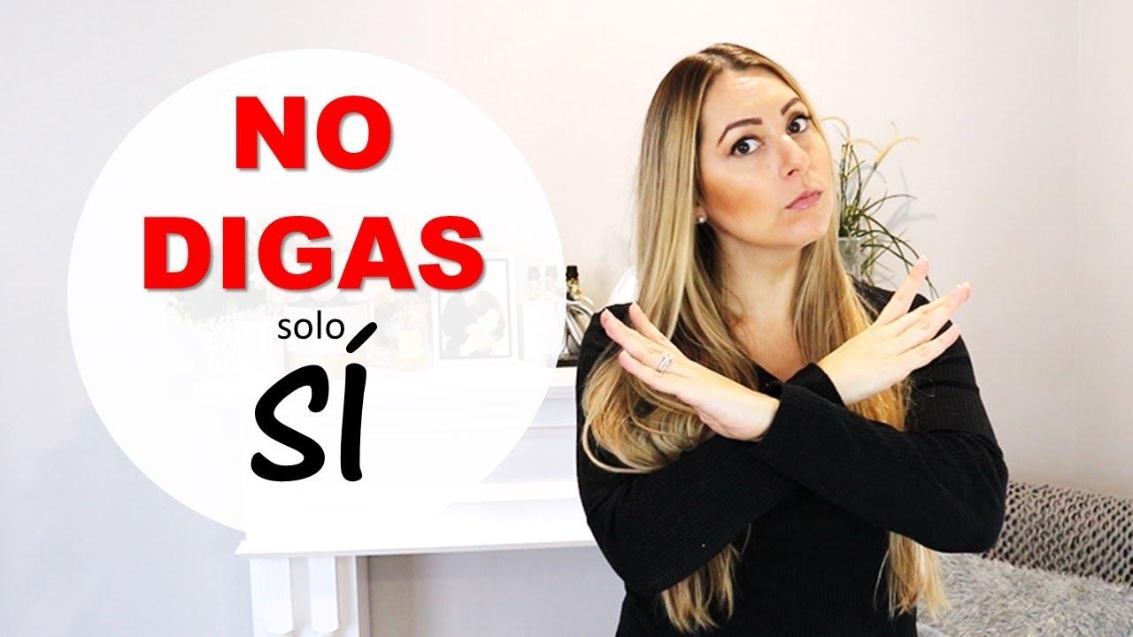"""❌ NO DIGAS """"SÍ"""" ❌   10 Formas de decir sÍ en español   How to say YES sorry in Spanish  HOLA SPANISH"""