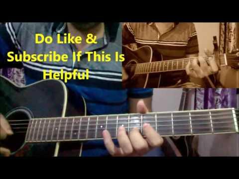 Tum Hi Ho ( Arijit Singh ) Guitar Tabs & Chords | Easy Beginners Lesson
