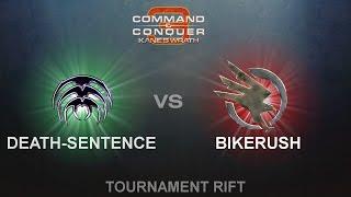 CC3 Kane s Wrath 1vs1 Death Sentence vs Bikerush