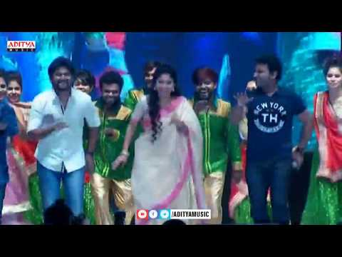 Nani, Sai Pallavi, DSP Dance on Stage @...