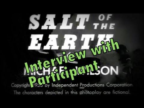 Salt of the Earth (1954) participant Anita Torrez