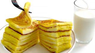 달콤한 식 계란 토스트  •  프렌치 토스트  •  러…