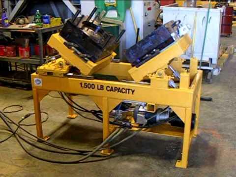 Titan Mold Splitter 3121: 1500 lb Capacity Separator