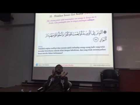 Ibrah Surah Ibrahim (Bahagian 19)