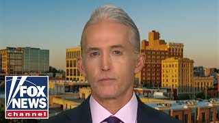 Former House Oversight Committee chair Trey Gowdy reacts to James Comey's op-ed and the need to investigate the investigators. #TheStory ...