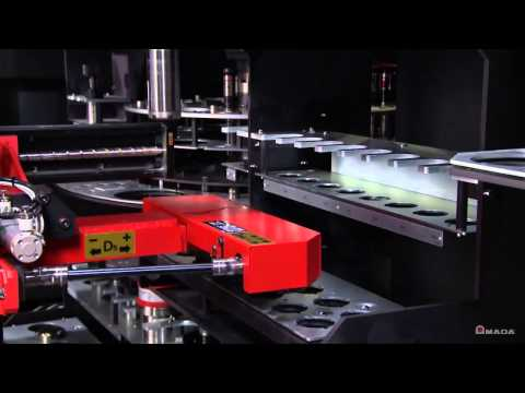 ACIES Punch & Laser Combination System
