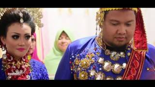 WEDDING CLIP LUWUK FITRI & UL BY FRAMEHOUSE PRODUCTION