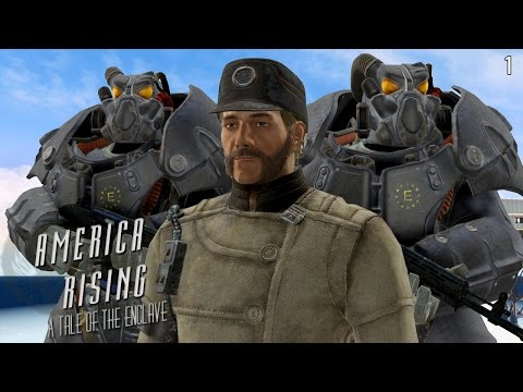 Fallout 4 Quest Mods: America Rising - The Enclave - Part 1