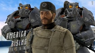 Fallout 4 Quest Mods America Rising - The Enclave - Part 1