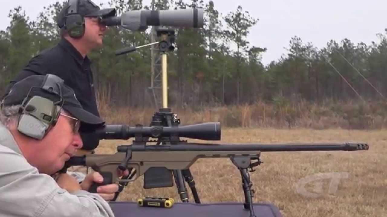 New for 2015 Mossberg MVP LC (Light Chassis) Rifle - GunTalk TV