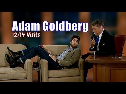 Adam Goldberg - The Essence Of Ferguson Interviews - 12/14 Visits In Chronological Order [240-720p]