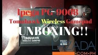 iPega PG-9068 Tomahawk Bluetooth Joystick Gamepad