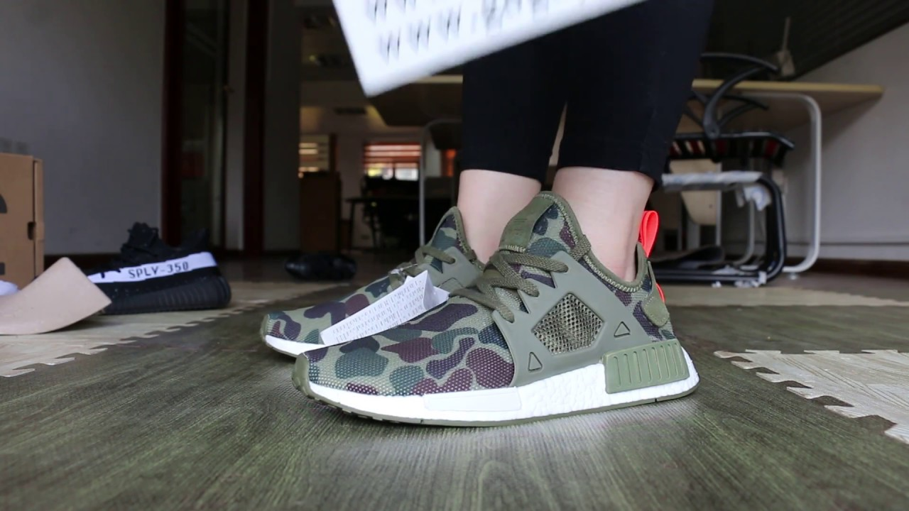 buy popular cd559 30d7d Adidas NMD XR1 BA7232 On Foot HD Review from gogoyeezy.ru