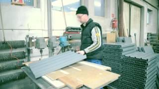 Produkcja regału plastikowego JUPITER