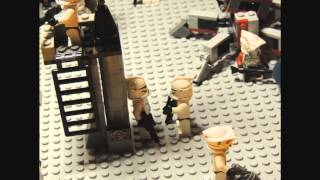 Lego Star wars- 1 ep./ Лего Звездные Войны- 1-ая эпизод