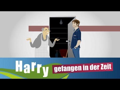 Learn German (A1-B1)   HARRY – Gefangen In Der Zeit   Episode 94